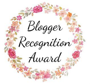 Image result for blogger recognition award