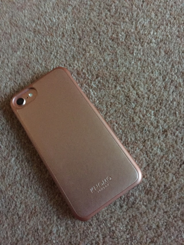picture of an iPhone